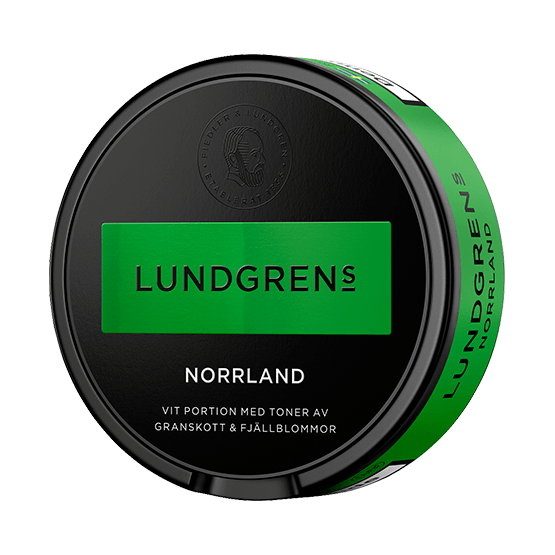 Lundgrens Norrland White Portion