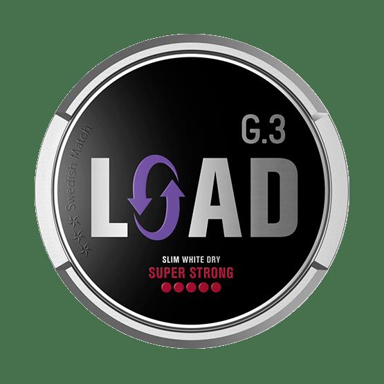 General G3 Load Slim White Dry Super Strong Portion