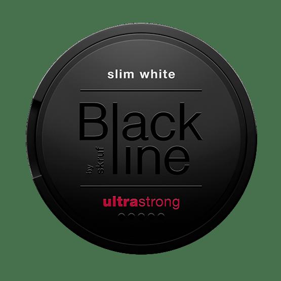 Skruf Blackline Ultra Strong Blast Slim White Portion