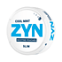 ZYN Slim Cool Mint Extra Strong All White Portion