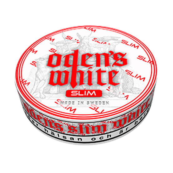 Odens Cold Extreme Slim White Portion