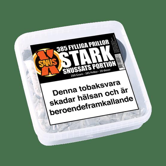 Snus X Starker Portion