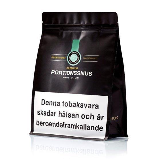 Swedsnus Premium Spearmint White Dry