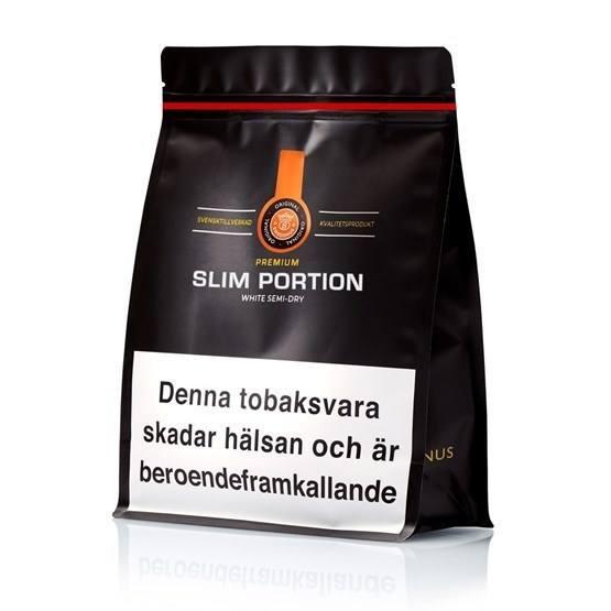 Swedsnus Premium Original Slim White Dry