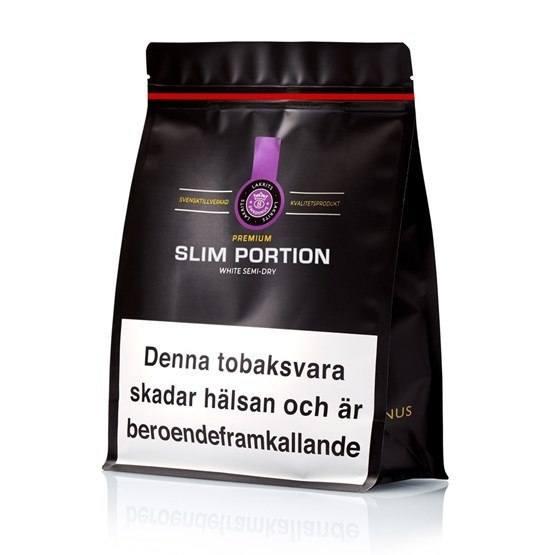 Swedsnus Premium Licorice Slim White Dry