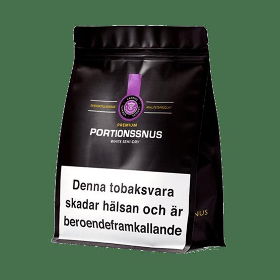 Swedsnus Premium Licorice White Dry