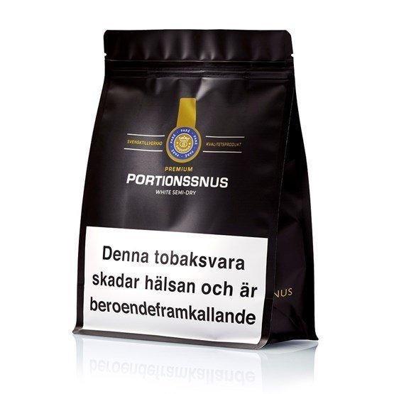 Swedsnus Paré White Dry