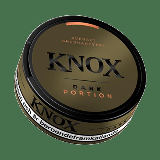 Knox Dark Portion Snus