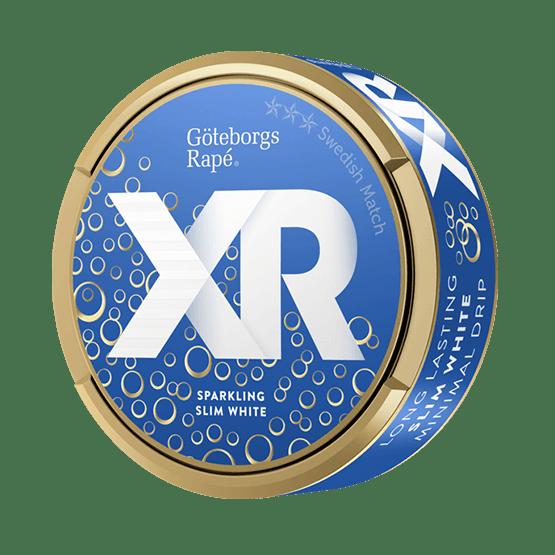 Göteborgs Rapé Xrange Strong White Portion