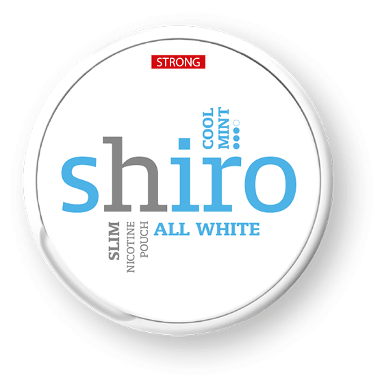 Shiro Cool Mint Strong Portion