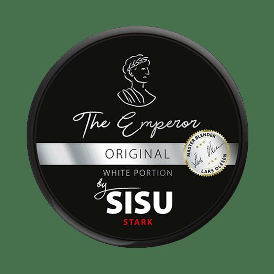 SISU Original The Emperor White Portion