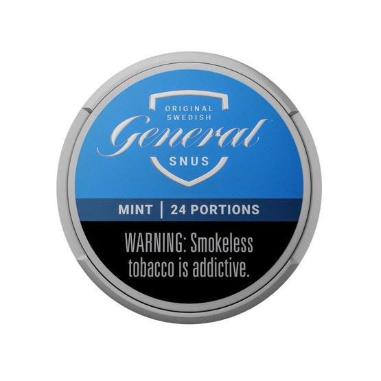 General Mint Portion