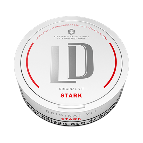 LD Original White Stark Portion