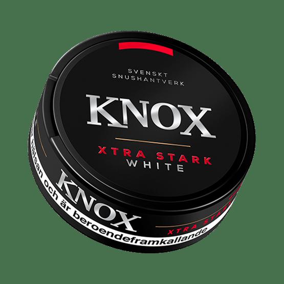 Knox White Xtra Stark Portion