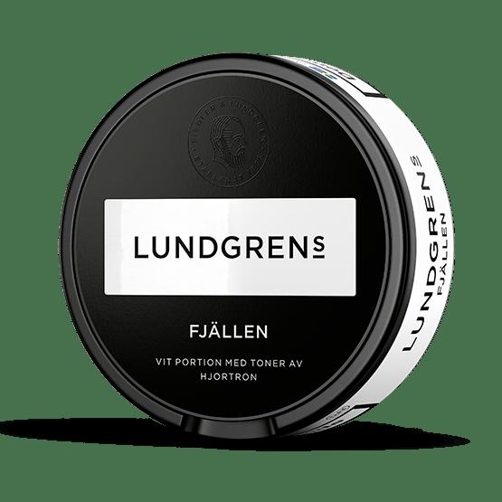 Lundgrens Fjällen White Portion