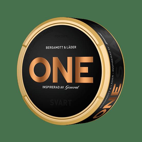 ONE Svart Original Portion