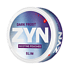 ZYN Slim Dark Frost All White Portion