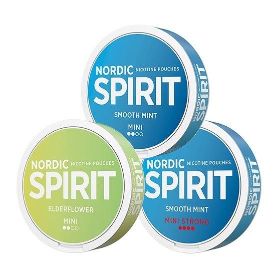 Nordic Spirit Mini Mixpack