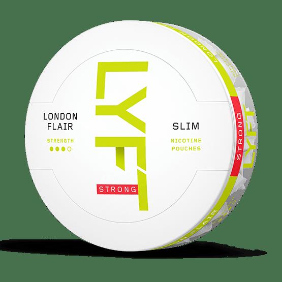 LYFT London Flair All White Portion