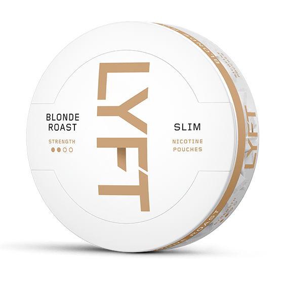 LYFT Blonde Roast All White Portion