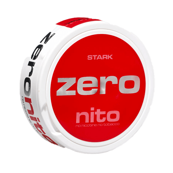 Zeronito Strong Nikotinfreier Snus Nikotinfrei Portion