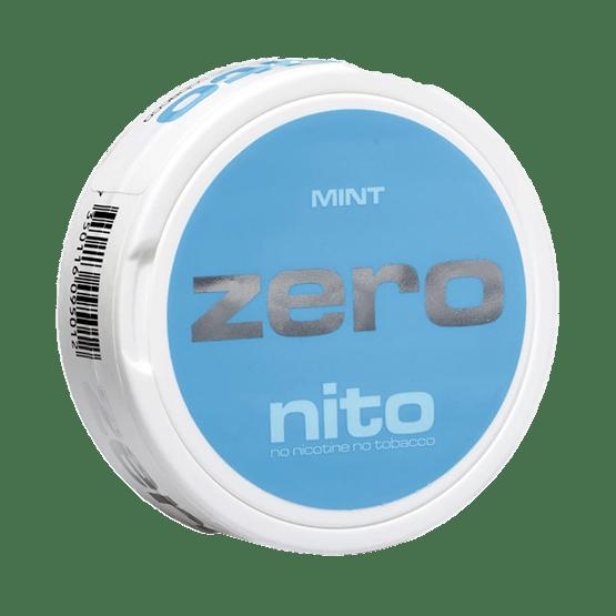 Zeronito Mint Nikotinfreier Snus Nikotinfrei Portion