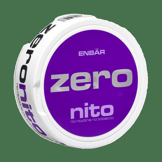 Zeronito Enbär Nikotinfreier Snus