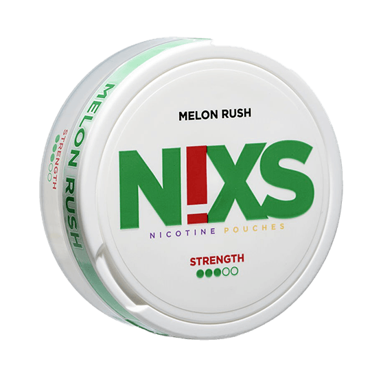 N!xs Melon Rush All White Portion