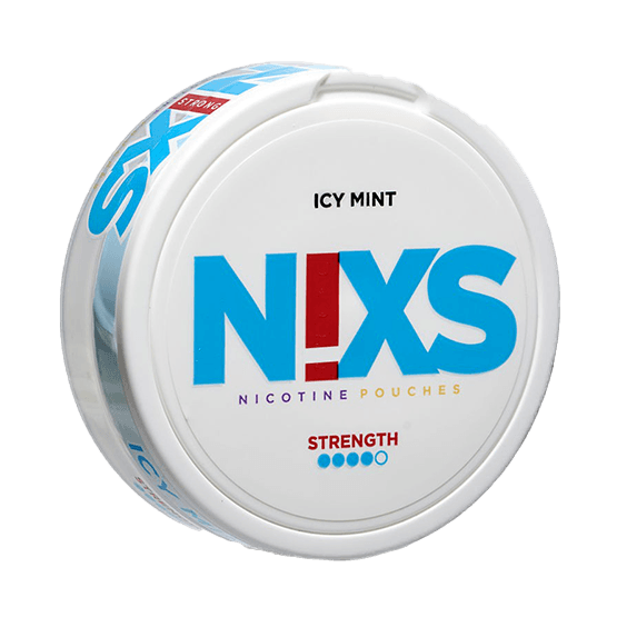 N!xs Icy Mint All White Portion