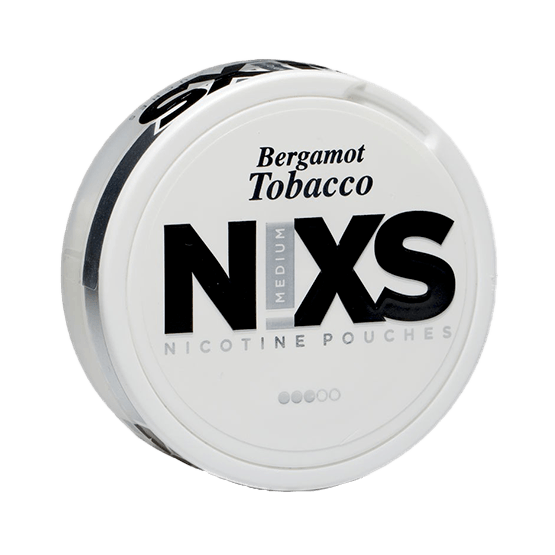 N!xs Bergamot Tobacco All White Portion
