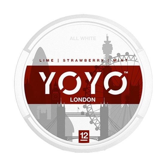 YOYO London Slim Strong All White Portion