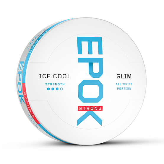 Epok Strong Ice Cool Mint All White Portion
