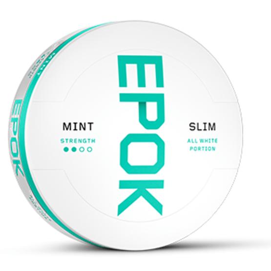 Epok Mint All White Portion