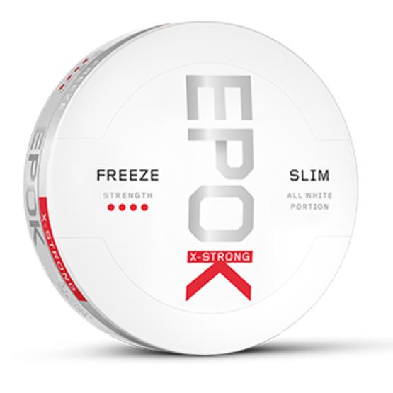 Epok Freeze X-Strong All White Portion