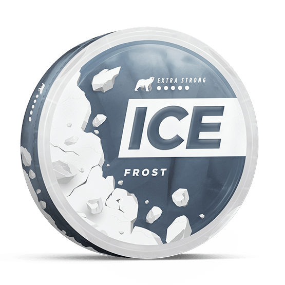 Ice Frost Slim Extra Strong All White Portion