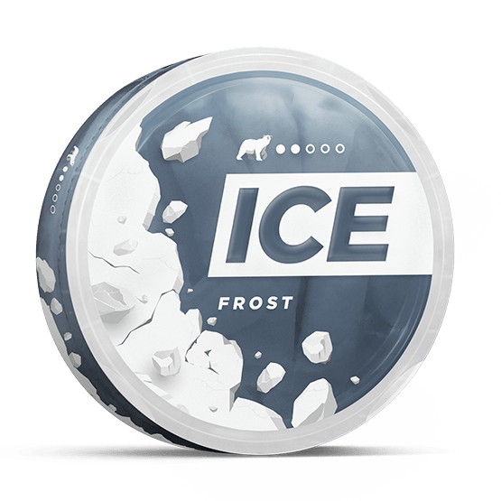 Ice Frost Slim Normal All White Portion