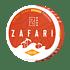 Zafari Sunset Mango 10mg Slim All White Portion
