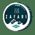 Zafari Desert Mint 10mg Slim All White Portion