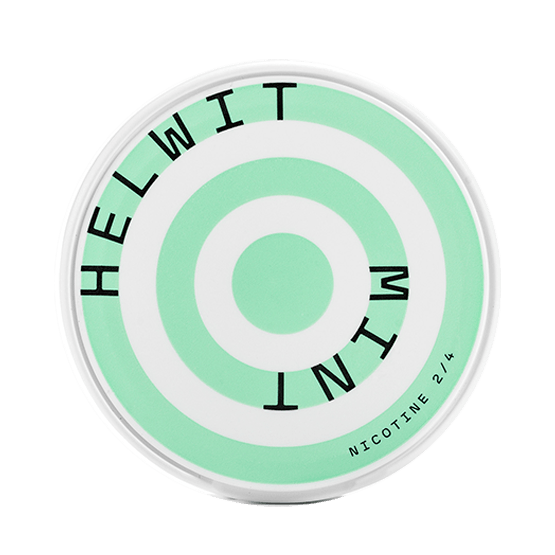 Helwit Mint Slim All White Portion