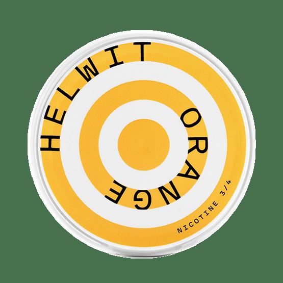 Helwit Orange Slim All White Portion