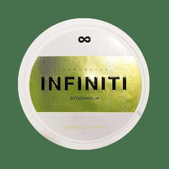 Infiniti Limoncello Di Oro Slim Extra Strong All White Portionn