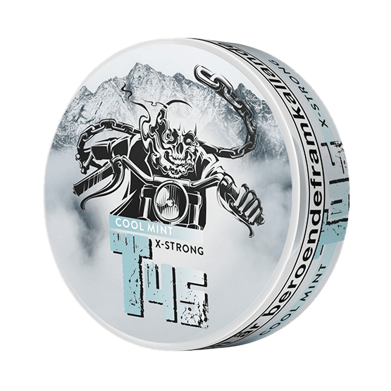 T45 Cool Mint Extra Strong White Portion