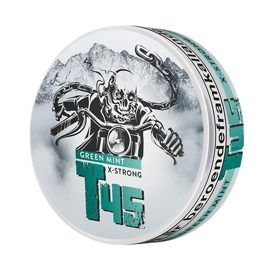 T45 Green Mint Extra Strong White Portion