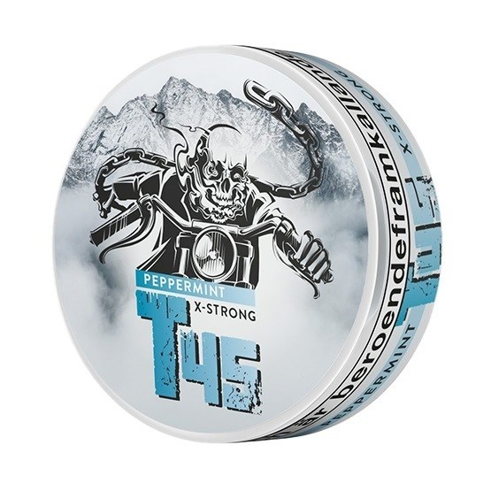 T45 Peppermint Extra Strong White Portion