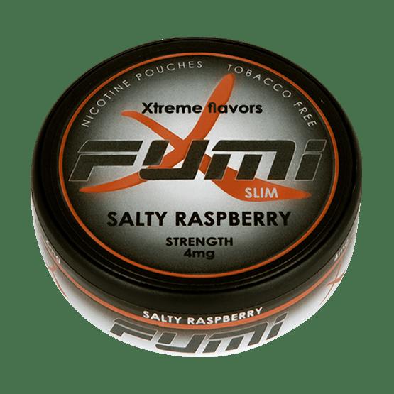 Fumi Salty Raspberry Slim All White Portion