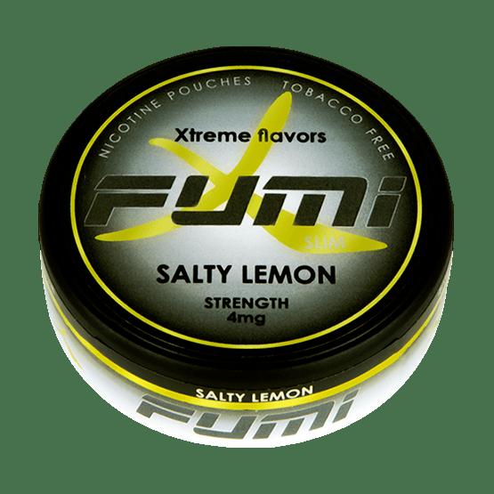 Fumi Salty Lemon Slim All White Portion