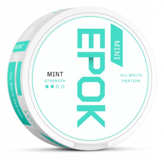 Epok Mint Mini All White