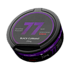 77 Black Currant Slim Extra Strong All White Portion