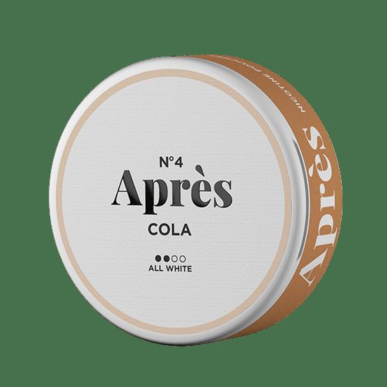 No.4 Aprés Cola Original Normal All White Portion