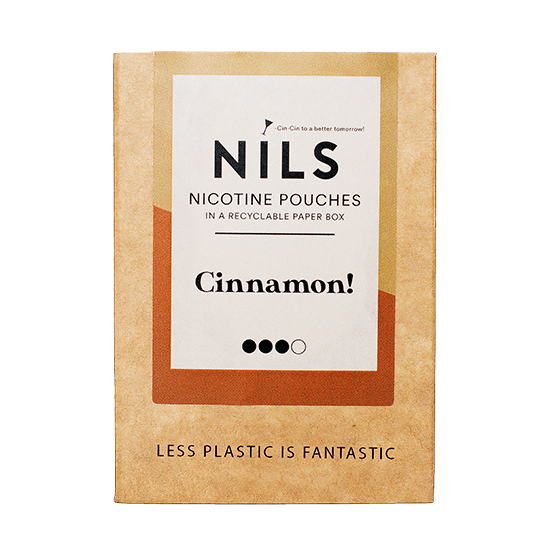 NILS Cinnamon Mini Strong All White Portion